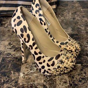 Steve Madden 6m comfy heels